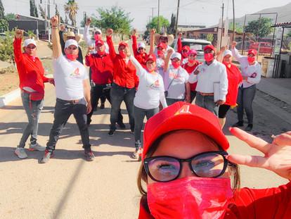 DEFENDER LOS INTERESES DE LA GENTE POR ENCIMA DE TODO: ANDREA RAMOS