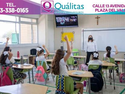 SONORA UNO DE LOS 12 ESTADOS QUE VOLVERÁN A CLASES PRESENCIALES HASTA EL PRÓXIMO CICLO ESCOLAR