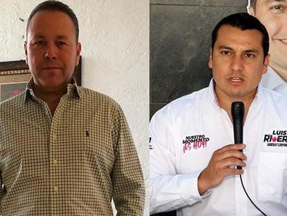 LUIS RIVERA LA MEJOR OPCION PARA AGUA PRIETA: ANDRES CONTRERAS