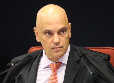 Ministro Alexandre de Moraes quer usar provas das fake news no TSE