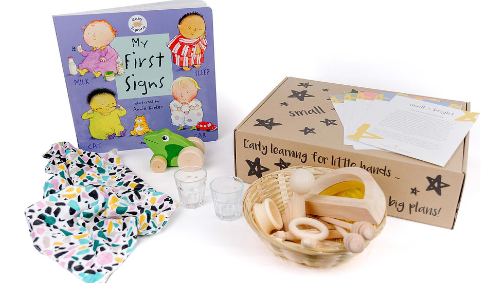 montessori subscription box for babies