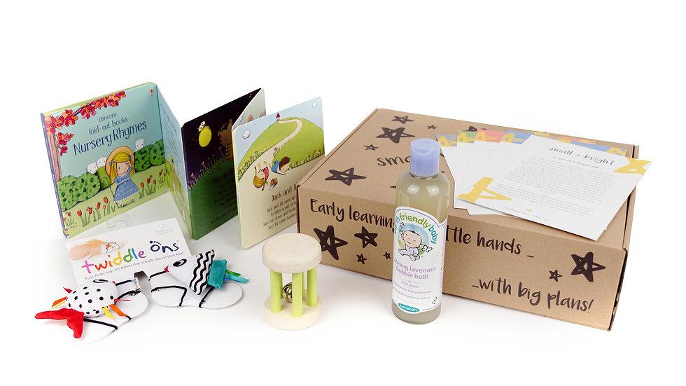 montessori inspired developmental toys for babies