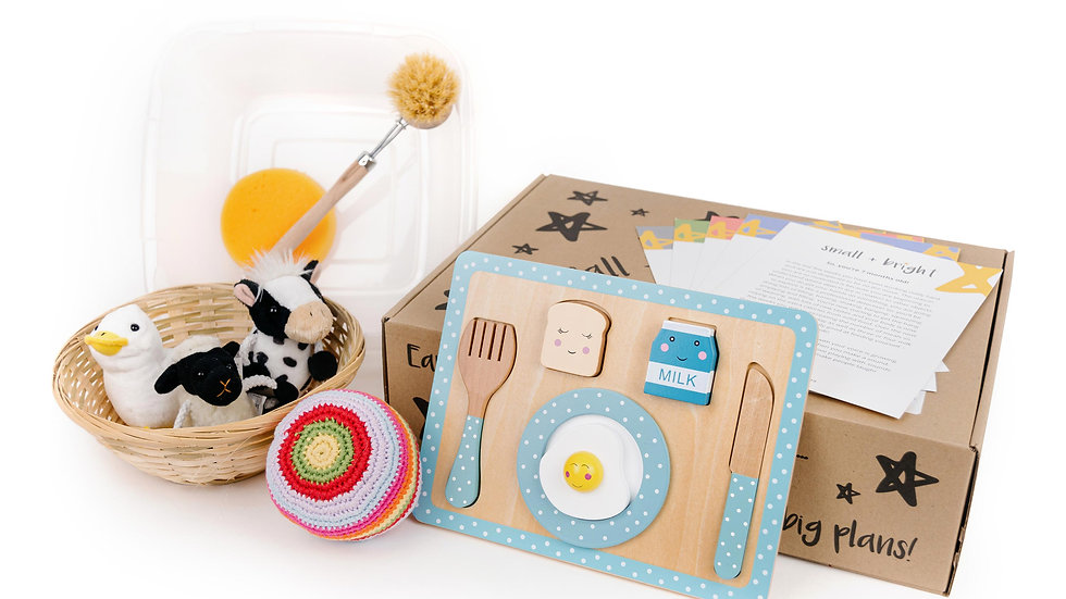 baby gift subscription box