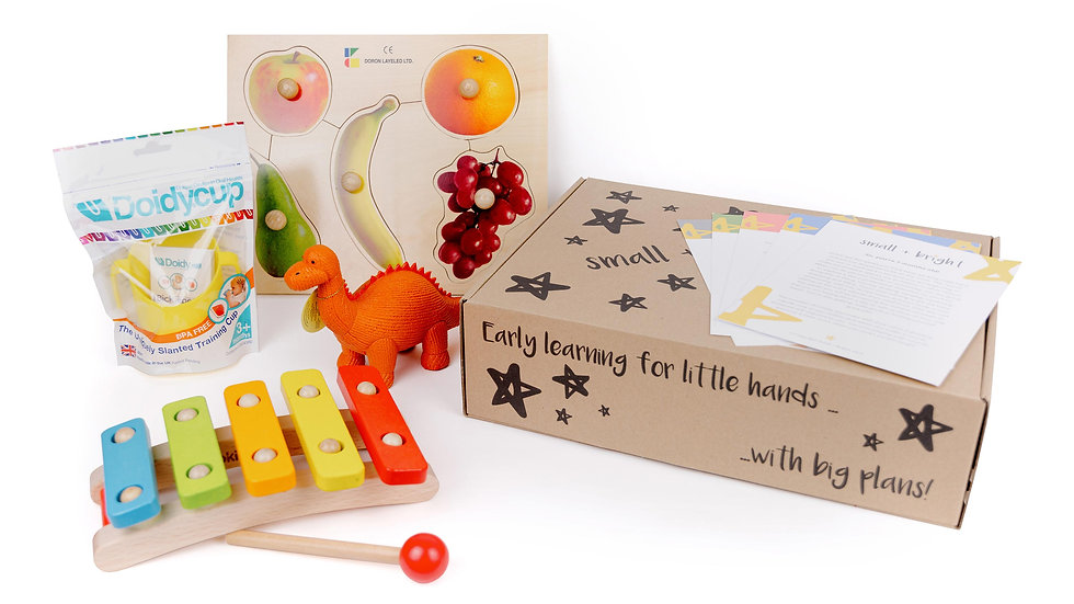 montessori activity box ideal baby gift