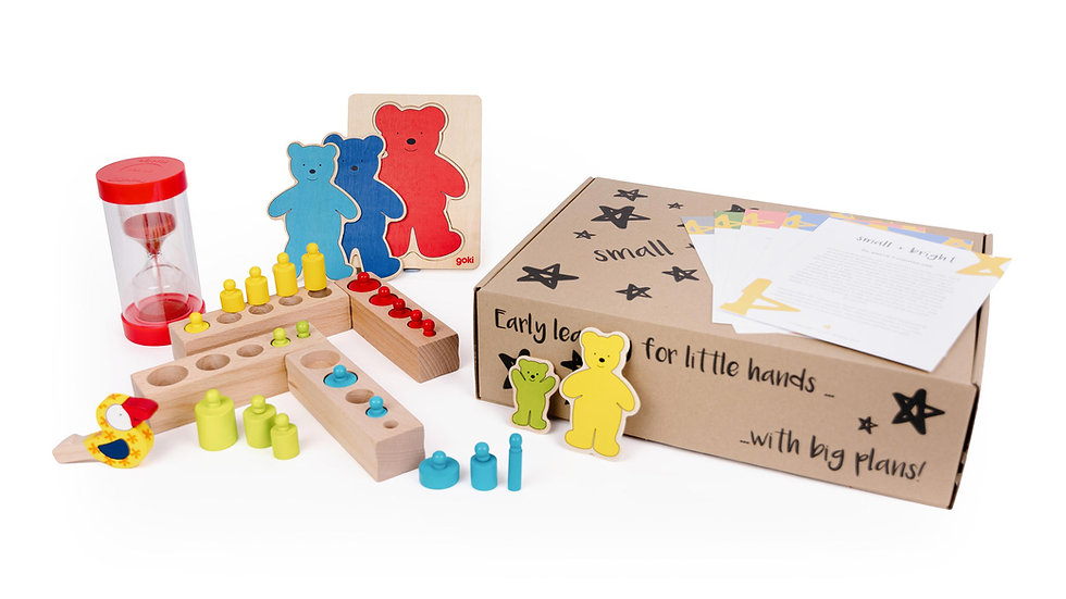 childrens activity box for toddlers