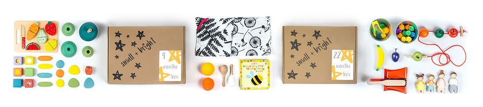 montessori inspired childrens activity box