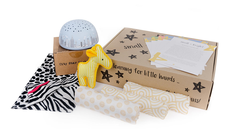 the best baby gift for newborns with a montessori twist