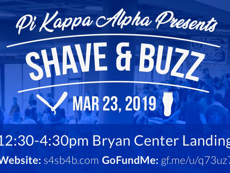 4th Annual Pike ShavE benefitting I'm Not Done Yet