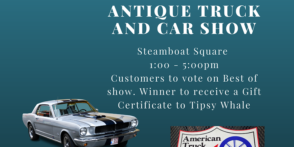 Antique Truck and Classic Car Show