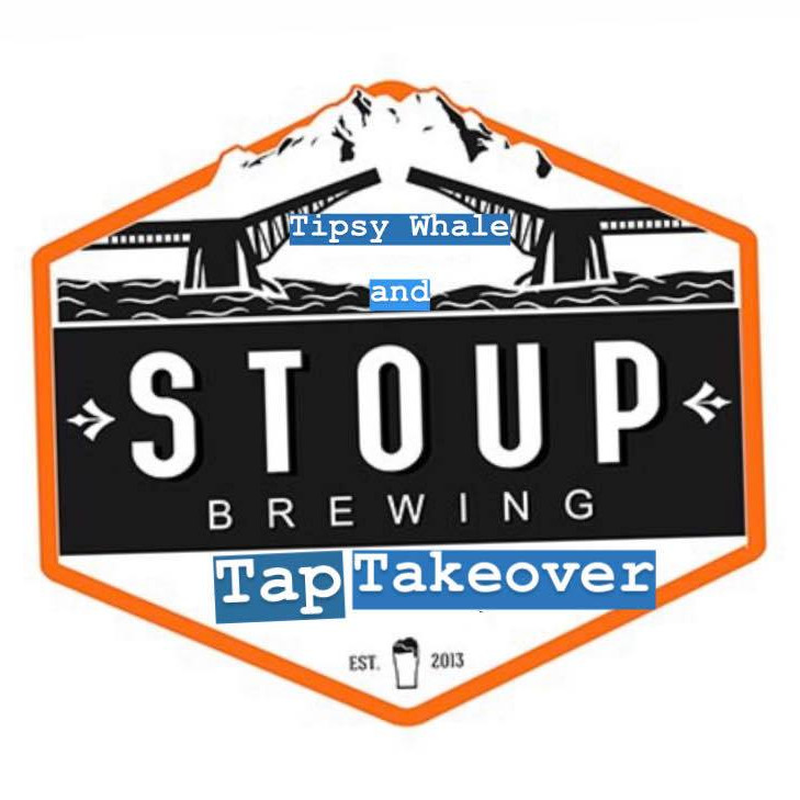 Sip, Stay, Stoup! Tap Takeover