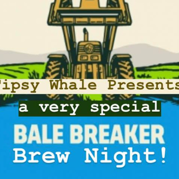 Tap Takeover with Bale Breaker!