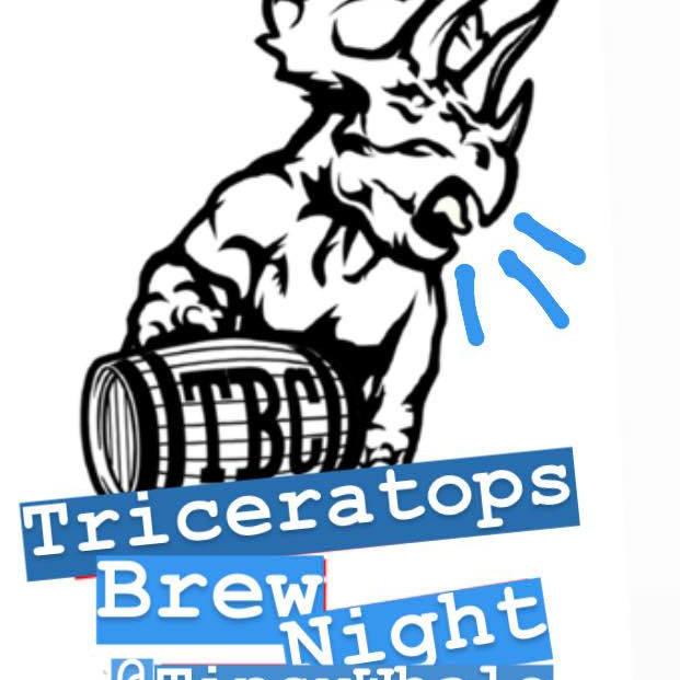 Triceratops Tap Takeover!