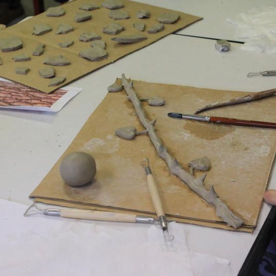 Atelier d'arts appliqués