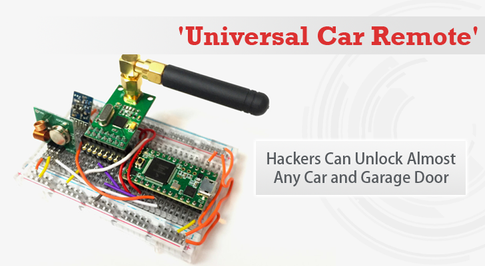 $30 device that unlocks almost any car and garage door