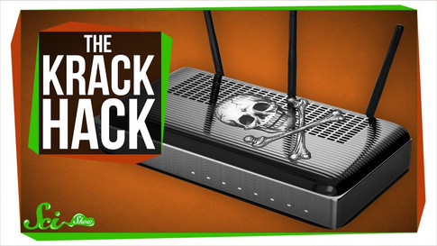 Why Wi-Fi krack hack could hit your smart home hardest