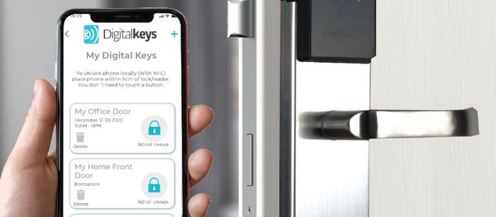 Have Digital Keys gone mainstream?