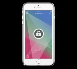 Digital Keys iPhone app