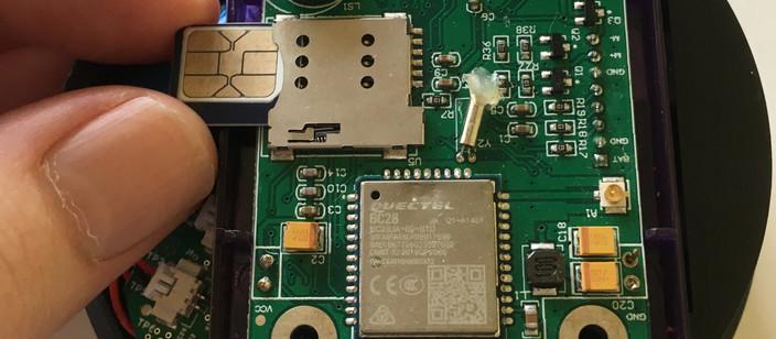 Bringing NB-IoT Smartlocks to market