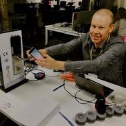 Testing our NB IoT smart locks _hubraum_