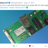 Scaling our NB-IoT smart access business
