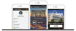 Digital Keys apps