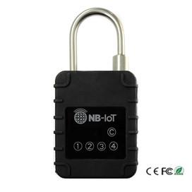 NB IoT Smart Padlock