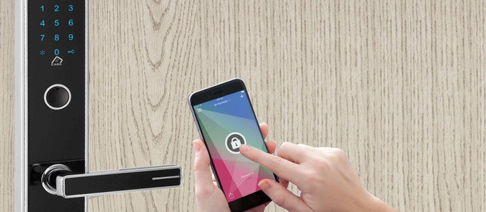 The Benefits of Smart Locks - residential and non-residential