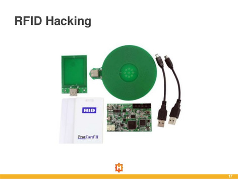Hacking RFID access cards