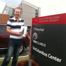 Steve Dunn at Ohio State University for 10x accelerator