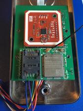 NB IoT Smart Access PCB