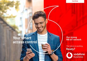 Vodafone Case Study Brochure