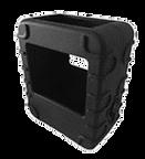 Rubber cover for NB-IoT smart padlock