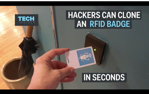How to covertly steal and clone RFID badges