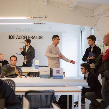 H-Farm IoT accelerator