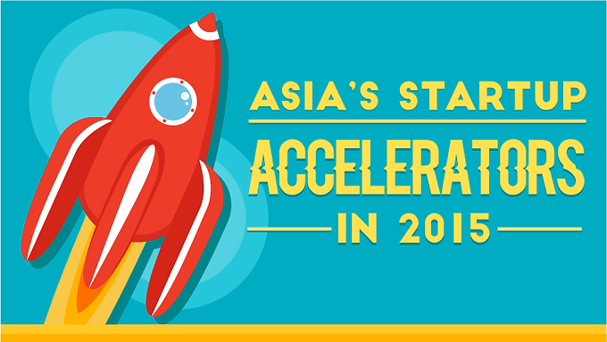 Take a closer look at Asia's accelerators (INFOGRAPHIC)