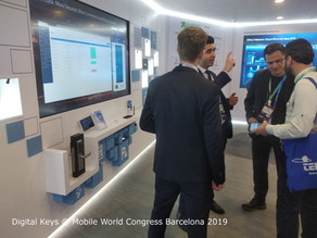 Product launch at MWC Barcelona 2019