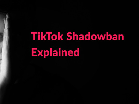 Tiktok Approved: How to Get Your Account Un-shadowbanned