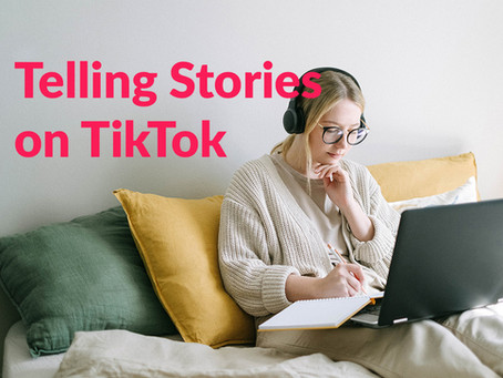 TikTok Storytelling: Awesome Content Ideas for Every Business Owner