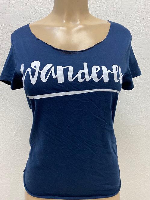 Wanderer Navy Shirt