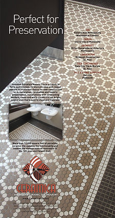 Twin City Tile & Marbe Co | Perfect for Preservation