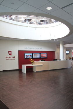 Hamline University Student Center