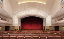 U of M Northrop Auditorium