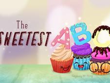 "Children E-book ""The Sweetest ABC"" publication"