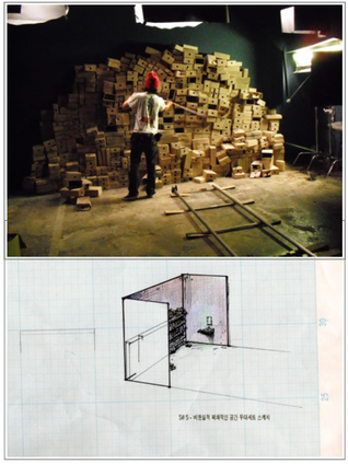 2009 Film Production Design <A Thorned Heart>