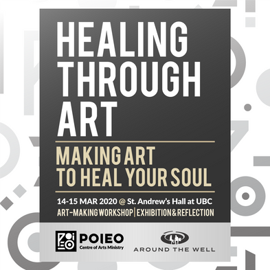 2020 Healing through Art