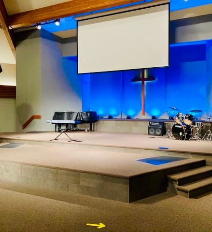 Worship Space Design & Installation