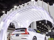 Eco-friendly Lighting Design for Volvo Cars at 2020 Interior Design Show
