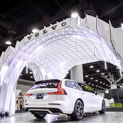 Volvo 2020 Interior Design Show, Toronto