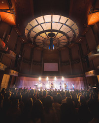 Lighting & Production Design for Chapel UBC