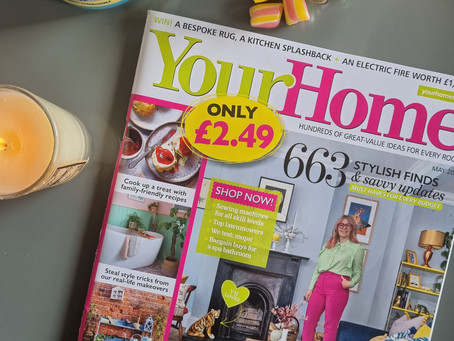 We've Been Featured in Your Home!